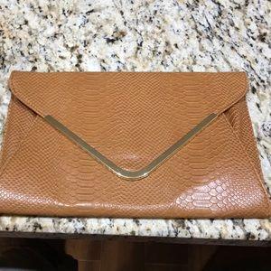 Steve Madden Envelope clutch